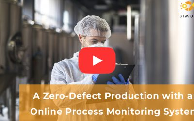 2 minutes to understand how a Zero-Defect Production can be achieved with an Online Process Monitoring System (Video)